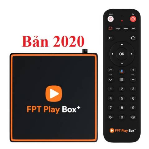 FPT Play Box 4K 2020 (S550) - Android 10 , Ram 2G, ROM 16G