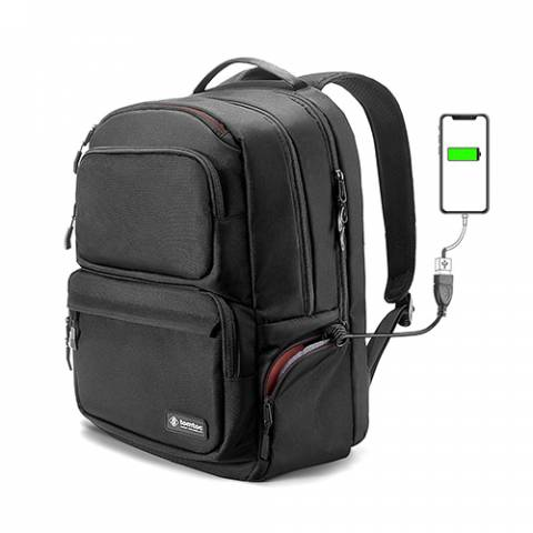 Balo Tomtoc Travel BackPack Ultrabook 15.6'' /24L - A78